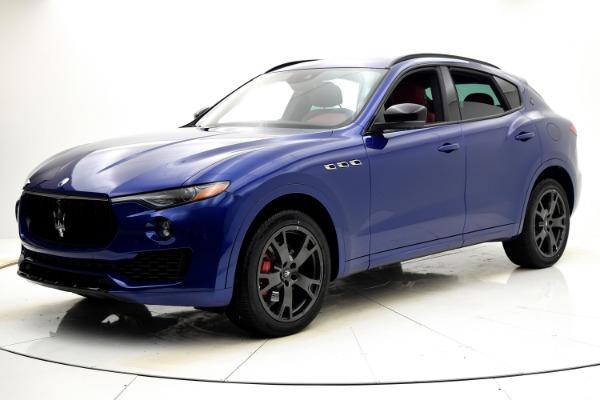 New New 2019 Maserati Levante Nerissimo for sale <s>$88,160</s> | $71,448 at F.C. Kerbeck Rolls-Royce in Palmyra NJ