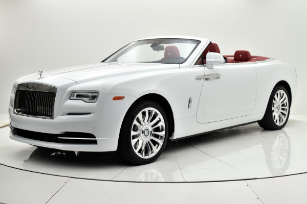 New 2019 Rolls-Royce Dawn for sale Sold at F.C. Kerbeck Rolls-Royce in Palmyra NJ 08065 2