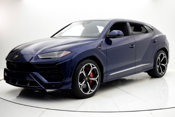 Used 2019 Lamborghini Urus for sale Call for price at F.C. Kerbeck Rolls-Royce in Palmyra NJ 08065 2