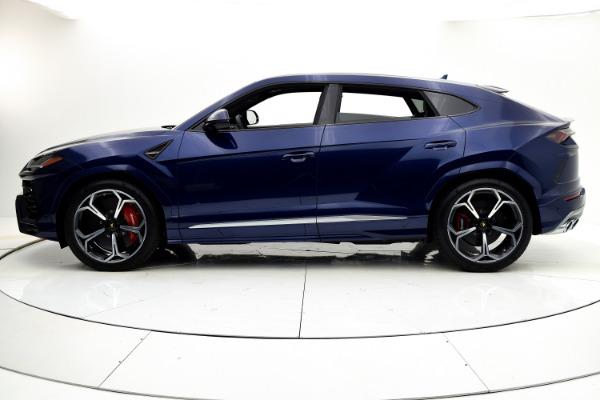 Used 2019 Lamborghini Urus for sale $245,880 at F.C. Kerbeck Rolls-Royce in Palmyra NJ 08065 3