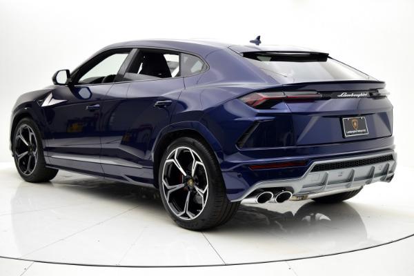 Used 2019 Lamborghini Urus for sale $245,880 at F.C. Kerbeck Rolls-Royce in Palmyra NJ 08065 4