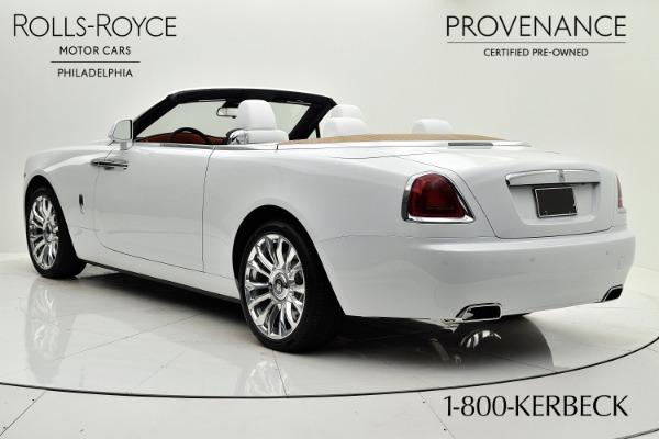 New 2019 Rolls-Royce Dawn for sale Sold at F.C. Kerbeck Rolls-Royce in Palmyra NJ 08065 3