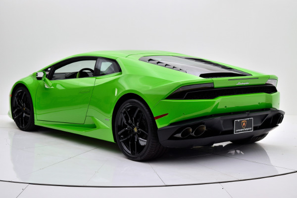 Used 2015 Lamborghini Huracan LP6104 for sale Sold at F.C. Kerbeck Rolls-Royce in Palmyra NJ 08065 4