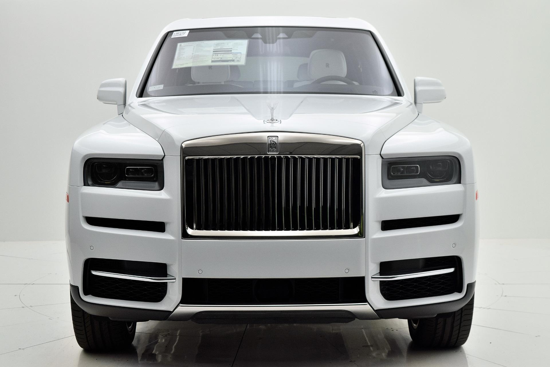 Used 2019 Rolls-Royce Cullinan For Sale ($344,880)   F.C ...