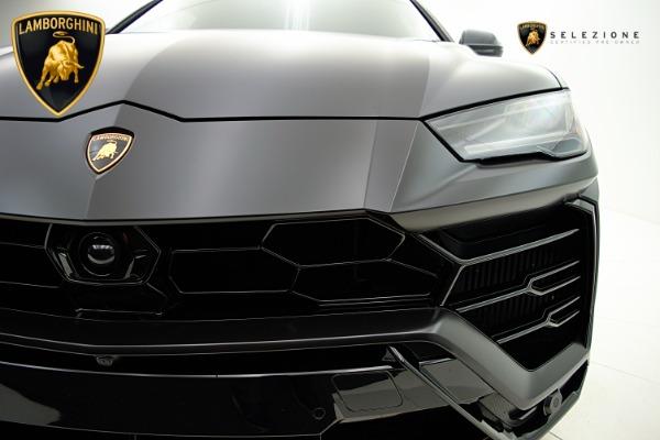 Used 2019 Lamborghini Urus for sale $255,880 at F.C. Kerbeck Rolls-Royce in Palmyra NJ 08065 4