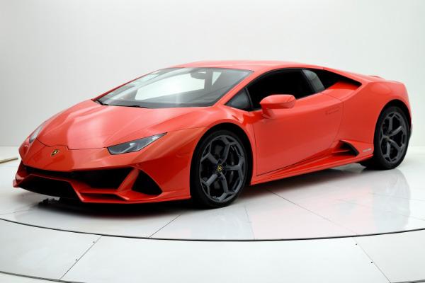 New New 2020 Lamborghini Huracan EVO for sale $313,019 at F.C. Kerbeck Rolls-Royce in Palmyra NJ