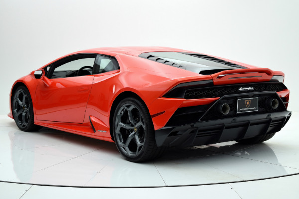 New 2020 Lamborghini Huracan EVO for sale $313,019 at F.C. Kerbeck Rolls-Royce in Palmyra NJ 08065 4
