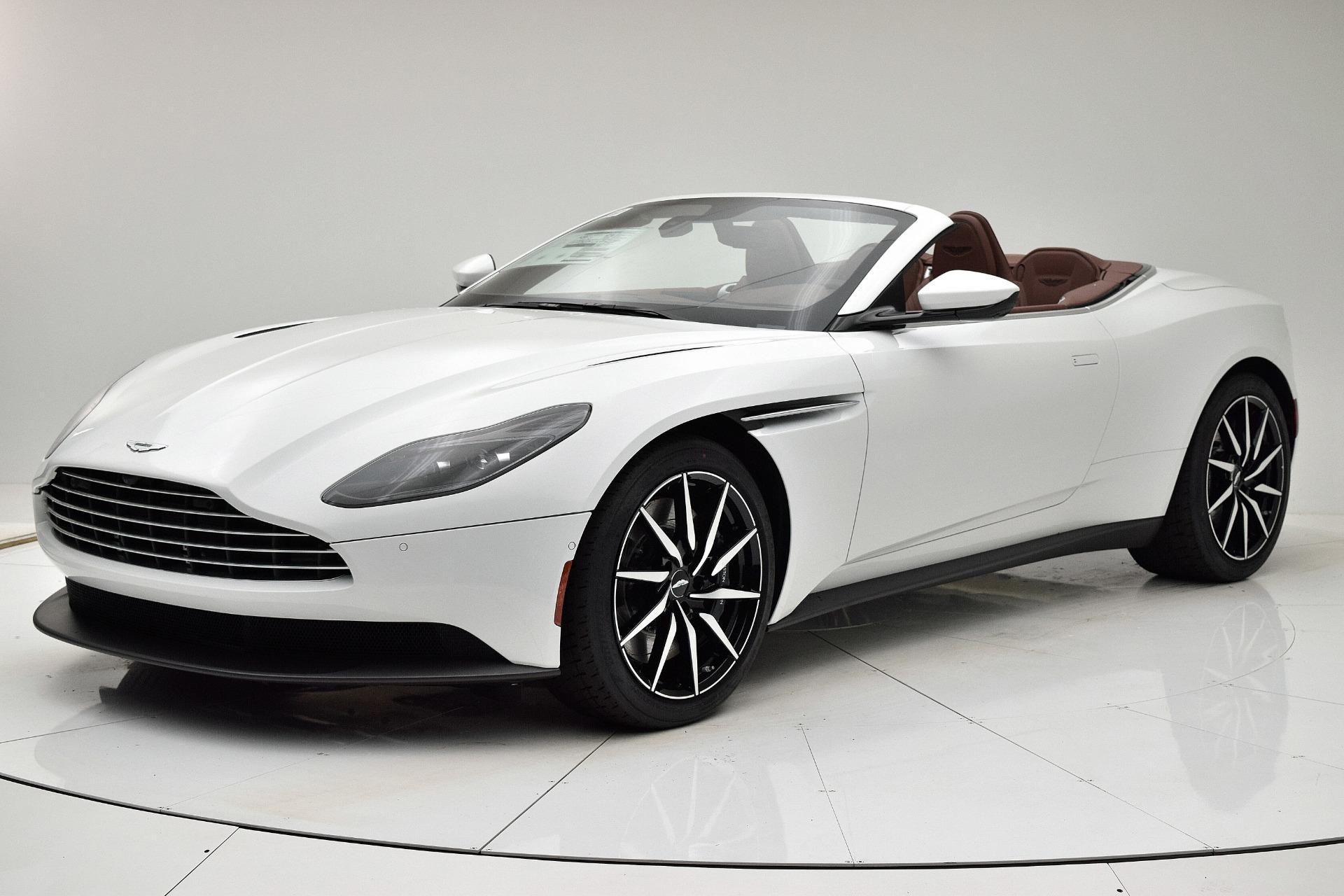 Used 2020 Aston Martin DB11 VOLANTE for sale $199,880 at F.C. Kerbeck Rolls-Royce in Palmyra NJ 08065 2