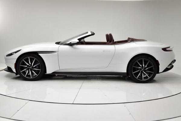 Used 2020 Aston Martin DB11 VOLANTE for sale $199,880 at F.C. Kerbeck Rolls-Royce in Palmyra NJ 08065 3