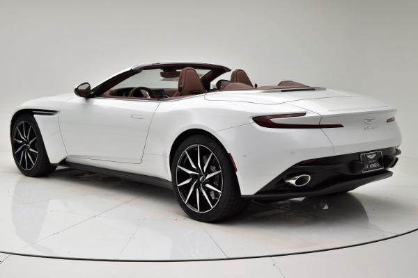 Used 2020 Aston Martin DB11 VOLANTE for sale $199,880 at F.C. Kerbeck Rolls-Royce in Palmyra NJ 08065 4