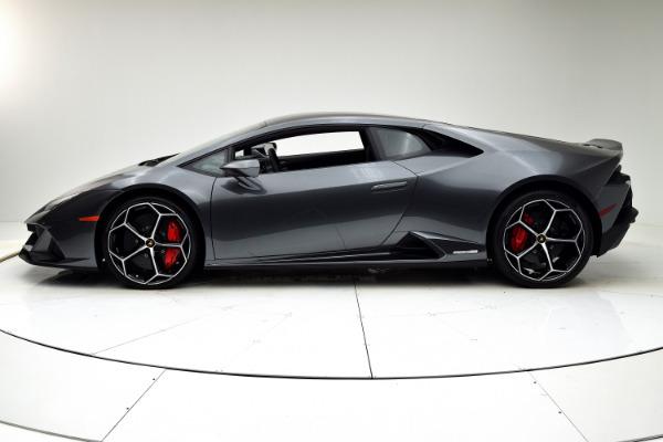 New 2020 Lamborghini Huracan EVO Coupe for sale $293,519 at F.C. Kerbeck Rolls-Royce in Palmyra NJ 08065 3