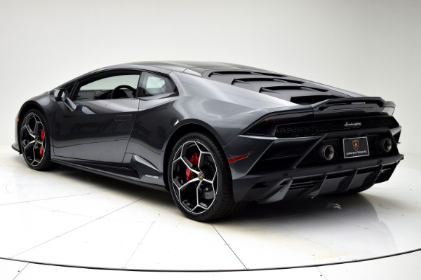 New 2020 Lamborghini Huracan EVO Coupe for sale $293,519 at F.C. Kerbeck Rolls-Royce in Palmyra NJ 08065 4
