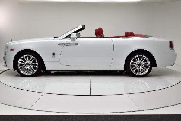New 2020 Rolls-Royce Dawn for sale $389,925 at F.C. Kerbeck Rolls-Royce in Palmyra NJ 08065 3