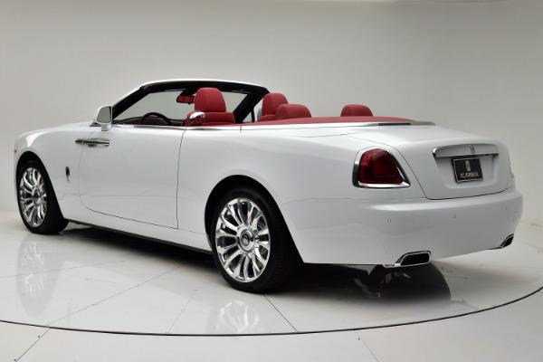 New 2020 Rolls-Royce Dawn for sale $389,925 at F.C. Kerbeck Rolls-Royce in Palmyra NJ 08065 4