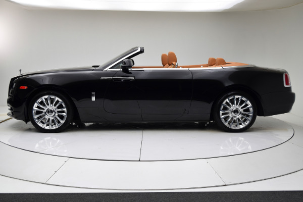 New 2020 Rolls-Royce Dawn for sale $388,850 at F.C. Kerbeck Rolls-Royce in Palmyra NJ 08065 3