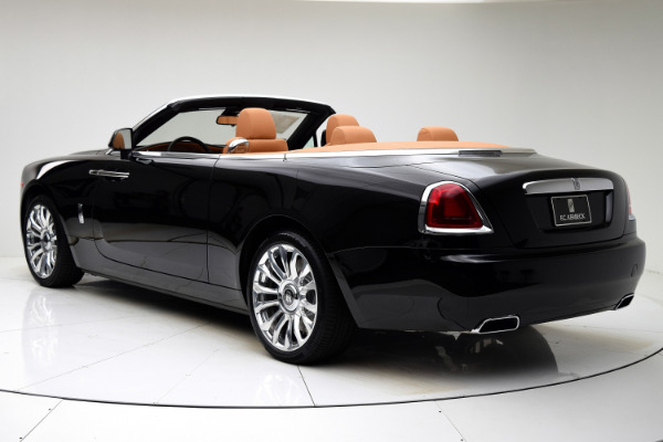 New 2020 Rolls-Royce Dawn for sale $388,850 at F.C. Kerbeck Rolls-Royce in Palmyra NJ 08065 4