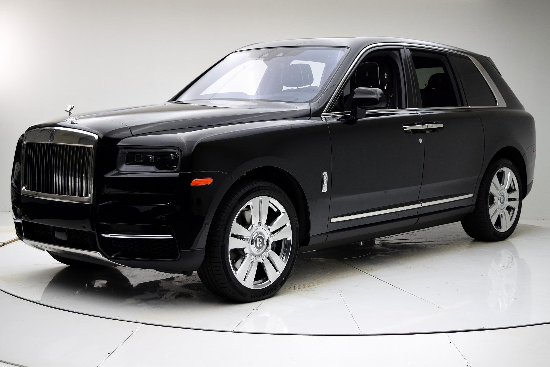 New 2020 Rolls-Royce Cullinan for sale $362,800 at F.C. Kerbeck Rolls-Royce in Palmyra NJ 08065 2
