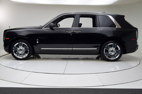 New 2020 Rolls-Royce Cullinan for sale $362,800 at F.C. Kerbeck Rolls-Royce in Palmyra NJ 08065 3