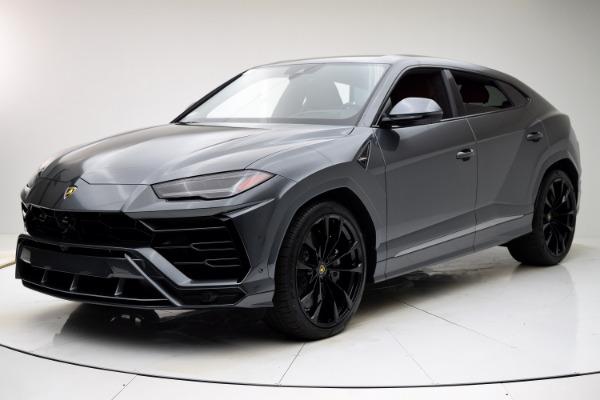 New New 2020 Lamborghini Urus for sale $248,518 at F.C. Kerbeck Rolls-Royce in Palmyra NJ