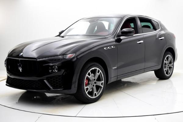 New New 2020 Maserati Levante GranSport for sale $86,185 at F.C. Kerbeck Rolls-Royce in Palmyra NJ