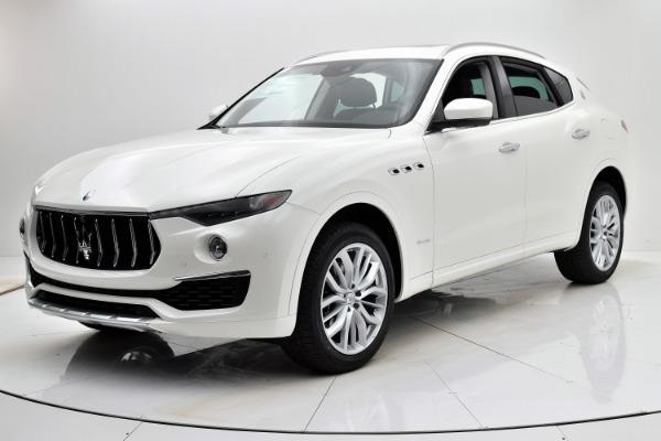 New New 2020 Maserati Levante GranLusso for sale $86,785 at F.C. Kerbeck Rolls-Royce in Palmyra NJ