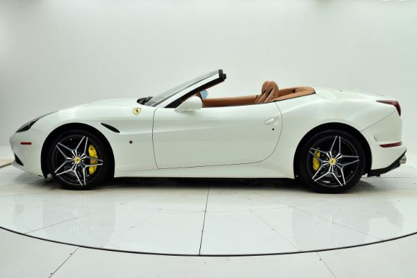 Used 2016 Ferrari California T for sale $139,880 at F.C. Kerbeck Rolls-Royce in Palmyra NJ 08065 3