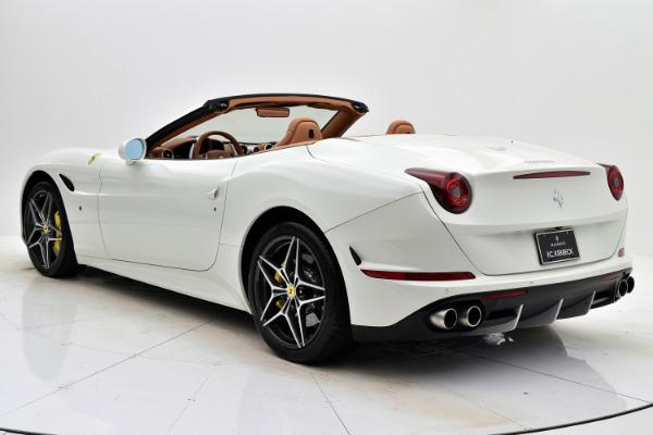 Used 2016 Ferrari California T for sale $139,880 at F.C. Kerbeck Rolls-Royce in Palmyra NJ 08065 4