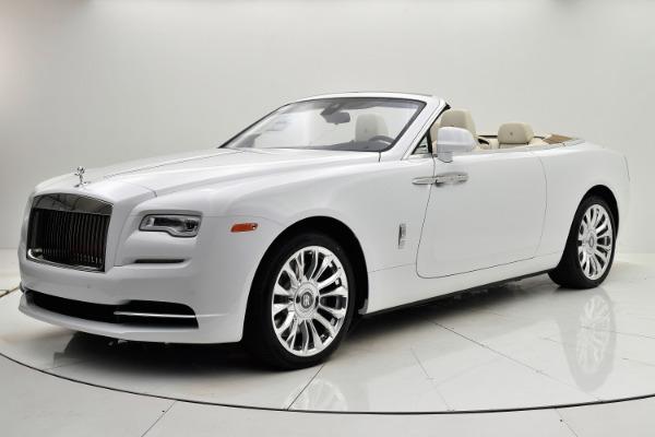 New 2020 Rolls-Royce Dawn for sale $398,225 at F.C. Kerbeck Rolls-Royce in Palmyra NJ 08065 2