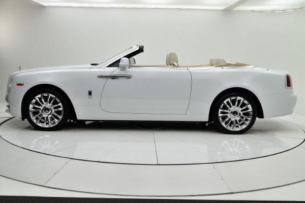 New 2020 Rolls-Royce Dawn for sale $398,225 at F.C. Kerbeck Rolls-Royce in Palmyra NJ 08065 3