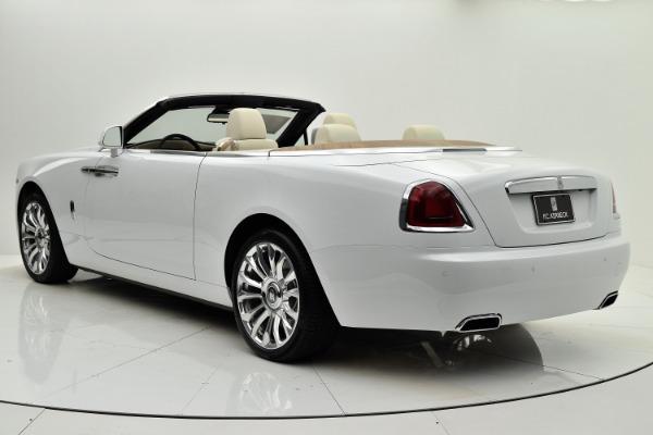 New 2020 Rolls-Royce Dawn for sale $398,225 at F.C. Kerbeck Rolls-Royce in Palmyra NJ 08065 4