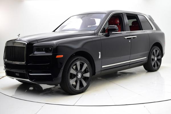 New 2020 Rolls-Royce Cullinan for sale Sold at F.C. Kerbeck Rolls-Royce in Palmyra NJ 08065 2