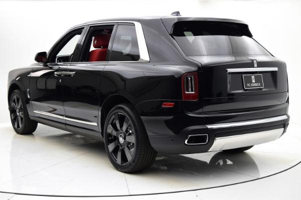 New 2020 Rolls-Royce Cullinan for sale Sold at F.C. Kerbeck Rolls-Royce in Palmyra NJ 08065 4