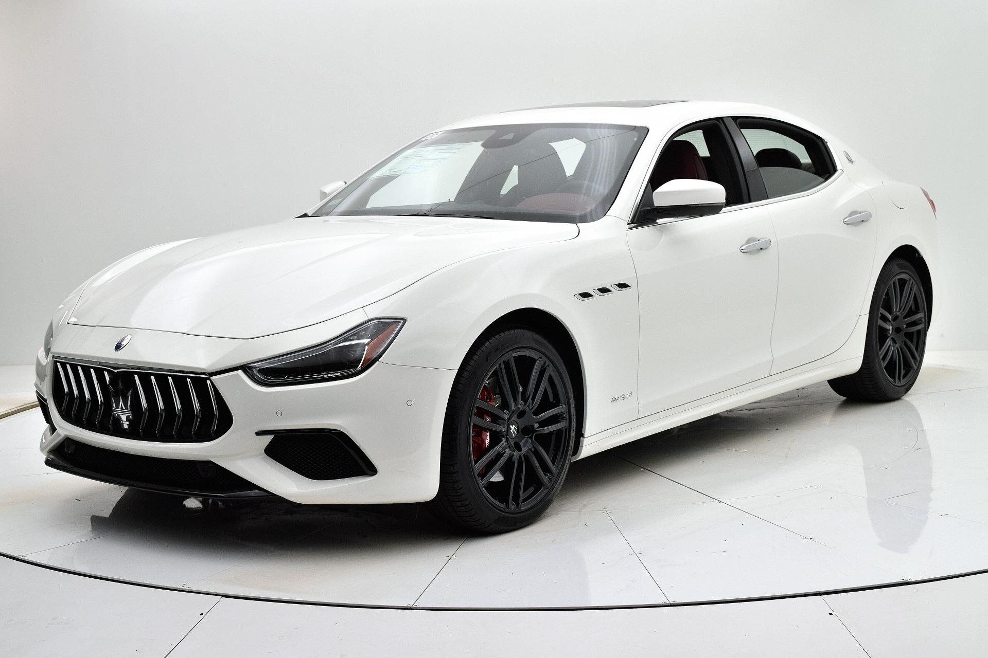 Used 2020 Maserati Ghibli S Q4 GranSport for sale $71,880 at F.C. Kerbeck Rolls-Royce in Palmyra NJ 08065 2