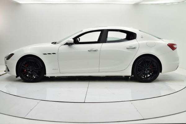 Used 2020 Maserati Ghibli S Q4 GranSport for sale $71,880 at F.C. Kerbeck Rolls-Royce in Palmyra NJ 08065 3