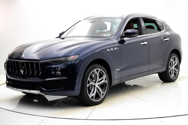 Used Used 2019 Maserati Levante S GranLusso for sale <s>$104,235</s> | <span>$79,880</span> at F.C. Kerbeck Rolls-Royce in Palmyra NJ
