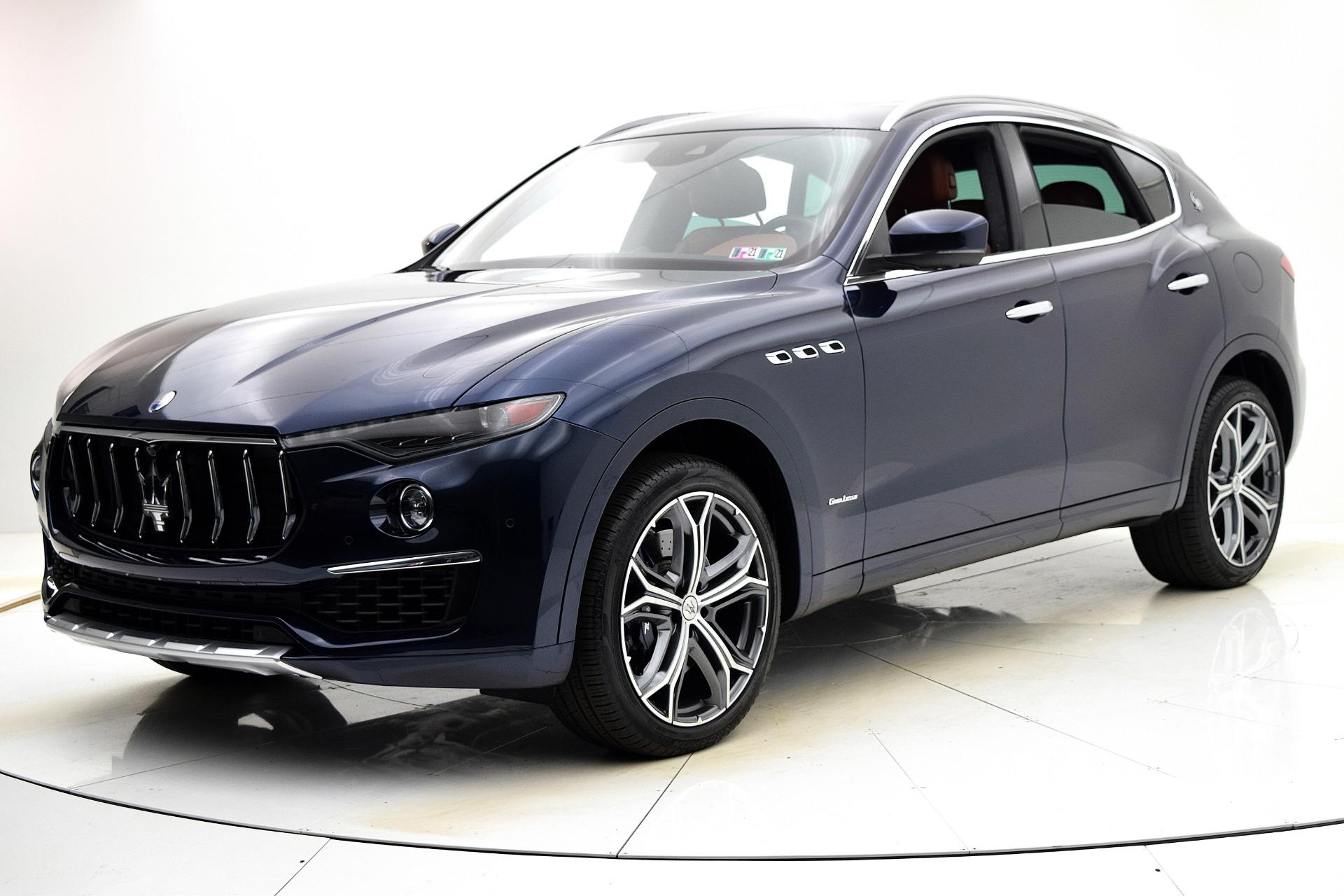 Used 2019 Maserati Levante S GranLusso for sale $84,880 at F.C. Kerbeck Rolls-Royce in Palmyra NJ 08065 2