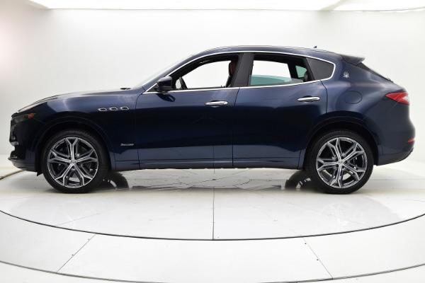 Used 2019 Maserati Levante S GranLusso for sale $84,880 at F.C. Kerbeck Rolls-Royce in Palmyra NJ 08065 3