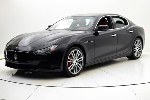 Used 2014 Maserati Ghibli S Q4 for sale $39,880 at F.C. Kerbeck Rolls-Royce in Palmyra NJ 08065 2