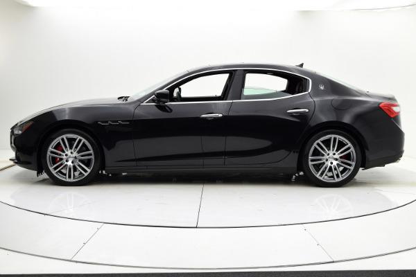 Used 2014 Maserati Ghibli S Q4 for sale $39,880 at F.C. Kerbeck Rolls-Royce in Palmyra NJ 08065 3