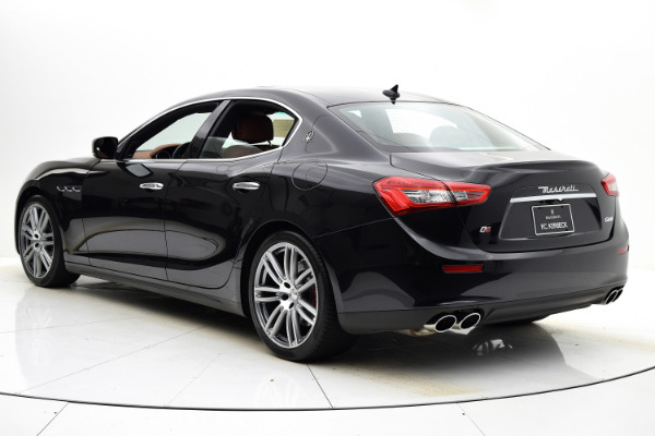 Used 2014 Maserati Ghibli S Q4 for sale $39,880 at F.C. Kerbeck Rolls-Royce in Palmyra NJ 08065 4