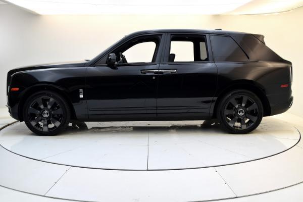 New 2021 Rolls-Royce Cullinan for sale $373,900 at F.C. Kerbeck Rolls-Royce in Palmyra NJ 08065 3
