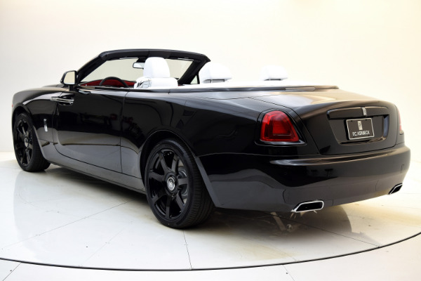 New 2021 Rolls-Royce Dawn for sale $408,000 at F.C. Kerbeck Rolls-Royce in Palmyra NJ 08065 4