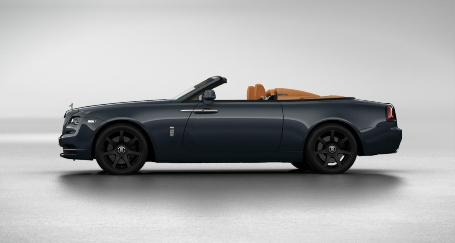 New 2021 Rolls-Royce Dawn for sale $390,200 at F.C. Kerbeck Rolls-Royce in Palmyra NJ 08065 2