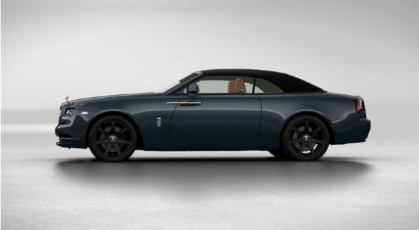 New 2021 Rolls-Royce Dawn for sale $390,200 at F.C. Kerbeck Rolls-Royce in Palmyra NJ 08065 3