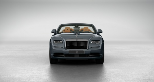 New 2021 Rolls-Royce Dawn for sale $390,200 at F.C. Kerbeck Rolls-Royce in Palmyra NJ 08065 4