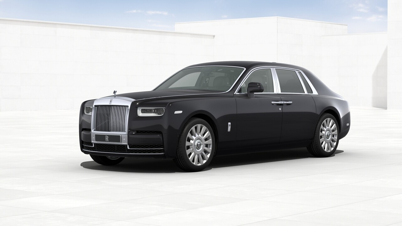 New 2021 Rolls Royce Phantom For Sale 508 400 F C Kerbeck Rolls Royce Stock H00195850