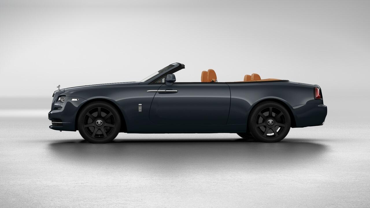 New 2021 Rolls-Royce Dawn for sale $406,425 at F.C. Kerbeck Rolls-Royce in Palmyra NJ 08065 2