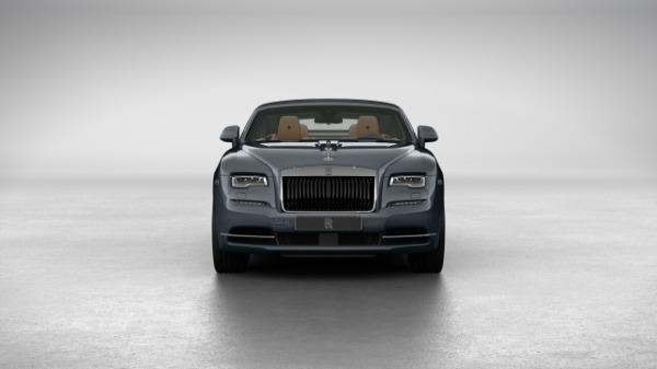 New 2021 Rolls-Royce Dawn for sale $406,425 at F.C. Kerbeck Rolls-Royce in Palmyra NJ 08065 3