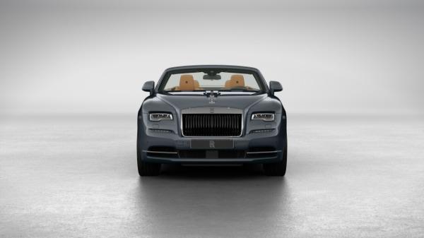 New 2021 Rolls-Royce Dawn for sale $406,425 at F.C. Kerbeck Rolls-Royce in Palmyra NJ 08065 4