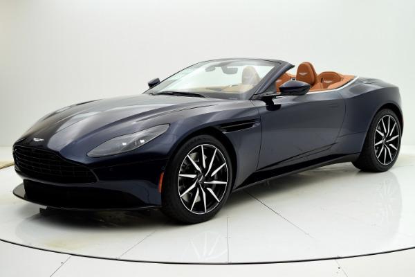 New New 2021 Aston Martin DB11 Volante for sale $253,986 at F.C. Kerbeck Rolls-Royce in Palmyra NJ